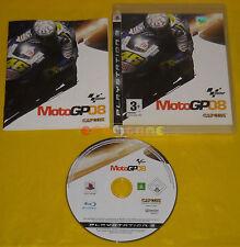 MOTOGP 08 Ps3 Versione Italiana 1ª Edizione Moto GP •••••• COMPLETO