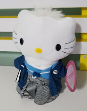 HELLO KITTY JAPANESE WEDDING CHARACTER PLUSH TOY SOFT TOY WITH TAG 22CM TALL