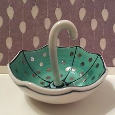 Anthropologie Molly Hatch Umbrella Ring Dish Molly Hatch NEW