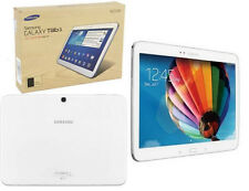 "Samsung Galaxy Tab 3 GT-P5210 16GB, Wi-Fi, 10.1in - White 10.1"" Inch Tablet 5210"