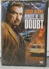 Jesse Stone: Benefit of the Doubt (DVD, 2012) RARE CRIME THRILLER BRAND NEW