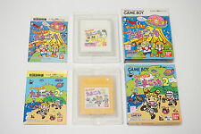 Tamagotchi 1 + 2 SET Lot Nintendo Game Boy Original Complete Classic GB Japan