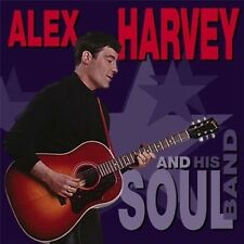 Alex Harvey - And His Soul Band, Bear Family CD