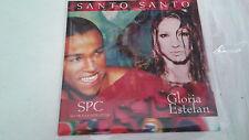 """GLORIA ESTEFAN """"SANTO SANTO"""" CD SINGLE 2 TRACKS"""