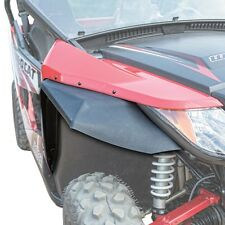 Arctic Cat Black Front Fender Flares Guards - 2014-2016 Wildcat Trail - 2436-003