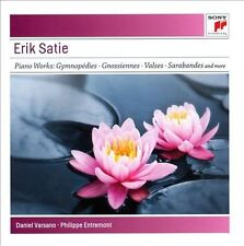 Satie: Piano Works, New Music