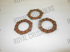 NEW VESPA CLUTCH PLATE SET VBB/VLB/PX/CHETAK #VP235