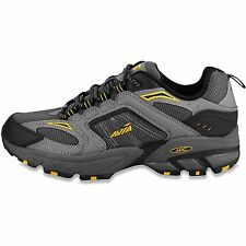 Avia Men's Jag Outdoor Trail Sneakers US Shoe Size 7.5 Gray Hiking Comfortable