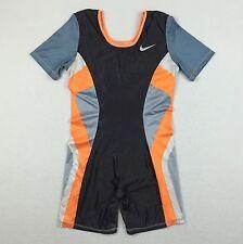 Nike Elite Pro Sponsored USA USATF Olympic Running Sprinter Speed Suit Women XL