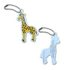 Giraffe Cache Buddy (Travel Bug) For Geocaching