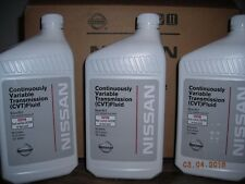 GENUINE NISSAN NS-2 CVT TRANSMISSION FLUID 6 QUARTS 999MP-NS200P