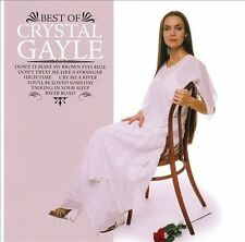 The Best of Crystal Gayle [EMI Gold] by Crystal Gayle (2-CDS, Aug-2005, EMI)