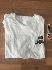 Nike Air Mag 2016 T-Shirt London Nike Town White XXL New
