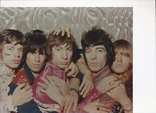 8 X 10 Glossy Photo The Rolling Stones {121}