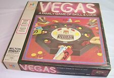 VEGAS Family Card Game of Skill and Luck,Near Mint,Never Been Played. Complete