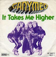 Ganymed - It takes me higher (Single)