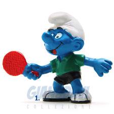 PUFFO PUFFI SMURF SMURFS SCHTROUMPF 2.0227 20227 Table Tennis Tennis Tavolo 1A