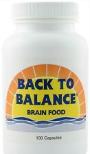 BEST BACK TO BALANCE ATTENTION DEFICIT DISORDER ADD ADHD SUPPLEMENTS THAT WORK