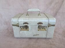 Vintage SKYLINER Train Case, Travel Case