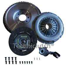 SOLID FLYWHEEL, CLUTCH, CSC BEARING, BOLTS FOR FORD MONDEO 2.0 TDCI EDGE