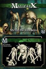 Malifaux: Resurrectionists Mindless Zombies WYR 20213