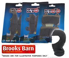 NIPPONIA Ezio50 (4T) 2012-13 Kyoto Front Brake Pads + Silk Balaclava