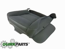 07-10 RAM 1500 2500 3500 4500 5500 L/H SIDE DRIVERS BOTTOM SEAT COVER GRAY MOPAR