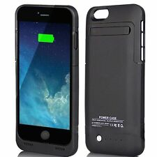 "For iphone 6 Black 3500mAh External Battery 4.7"" Case - Imported"