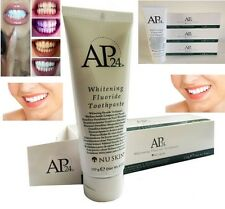 Ap24 Sbiancante Dentifricio Al Fluoro No Perossido 110g disponibile VENDITORE UK