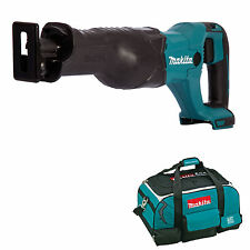 MAKITA 18V LXT DJR186 DJR186Z DJR186RFE RECIPROCATING SAW AND TOOL BAG