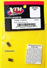 XTM RACING 149083 Brake Pad Bushings (2) Parts for their 1/10 X-Cellerator Truck