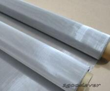 316 Stainless Steel 300 mesh filtration 1m*2m woven wire New