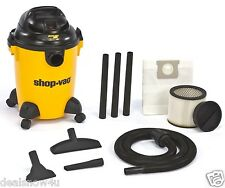 Vacuum Cleaner Shop Vac Pro Series 6 Gallon Wet Or Dry Assembled In USA NEW