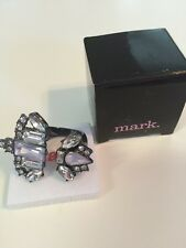 Avon Mark Baroque The Mold Ring Size 7.5 New