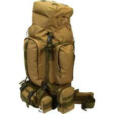 Heavy-Duty Mountaineer's Survival Bags Backpack Tactical Bug Out Army Military