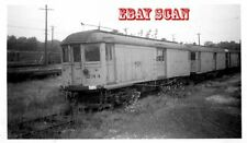 6H423 RP 1963 CNS&M CHICAGO NORTH SHORE & MILWAUKEE RAILROAD CAR #234 HIGHWOOD