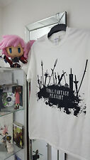 Final Fantasy Peasant Weapon Logo T-Shirt (*Please message for size choice*)