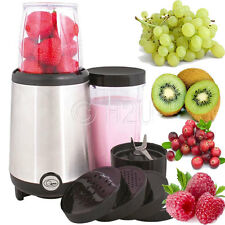 17PC 240W MULTI PURPOSE BLENDER JUICER SMOOTHIE HERB MAKER MIXER CHOPPER
