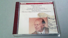 "PABLO CASALS ""BEETHOVEN PIANO TRIOS"" CD 7 TRACKS PHILIPS 420 855-2"