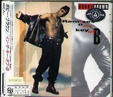 Bobby Brown - Remixes in the Key of B - Japan CD - 11Tracks