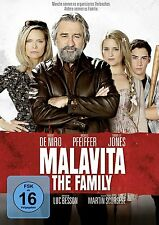 DVD * MALAVITA - THE FAMILY - Robert De Niro # NEU OVP §