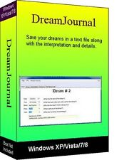 DreamJournal,log,dreams,intrepret,discover,prophecy,sleep,mysteries,Made in USA