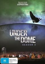 Under The Dome : Season 3 (DVD, 2015) REGION 4