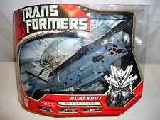 Transformers Movie Voyager Class BLACKOUT **RARE** MIB MISP 2007 AOE + FREE GIFT