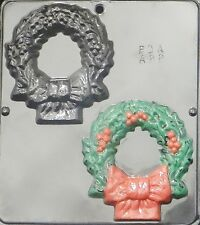 Wreath Chocolate Candy Mold Christmas 2088 NEW