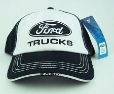 Hat Cap Ford Trucks Trucker Black -A287-
