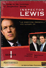 INSPECTOR LEWIS-Series 1-Lewis solves mysteries at Cambridge, Oxford Univ-DVD
