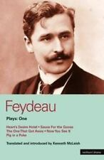 Feydeau Plays: 1: Heart's Desire Hotel, Sauce for the Goose, The One That Got Aw