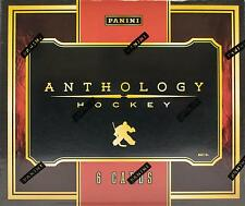 2015/16 Panini Anthology Hockey Hobby Box - 6 HITS PER BOX !!!