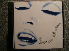 CD Madonna / Erotica - Pop Album 1992